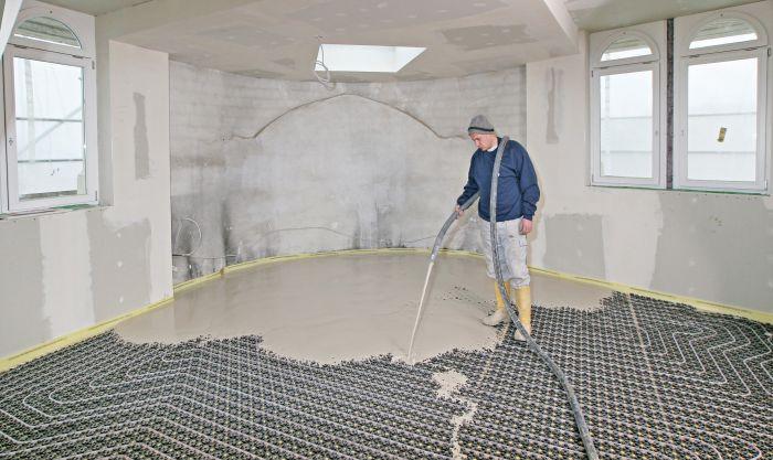 Ausbau Und Fassade Chance Nutzen Boden Sanieren