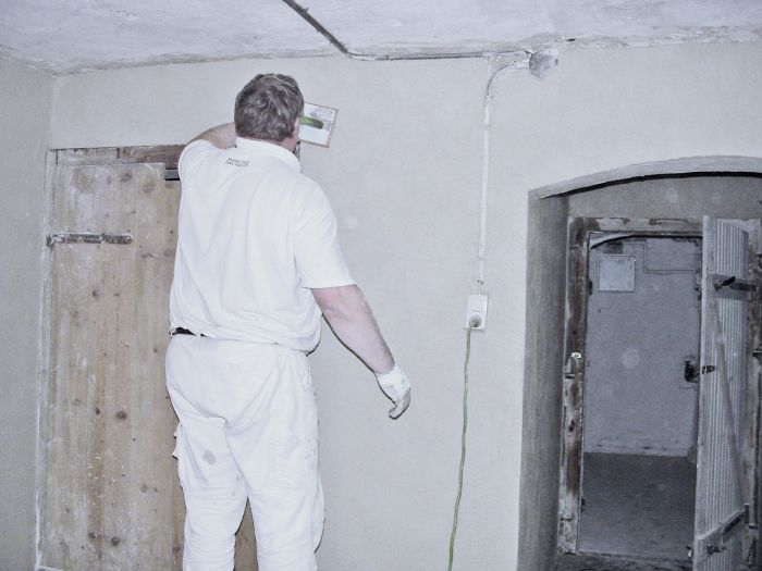 Beliebt Ausbau und Fassade - Keller sanieren — aber richtig! JS13