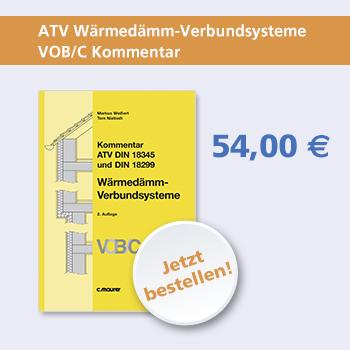 Kontextbasiert - Buch VOB Wäremdämmverbund